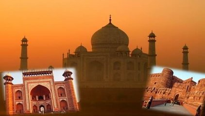 Delhi-Agra-Fatehpur Sikri Package Tour