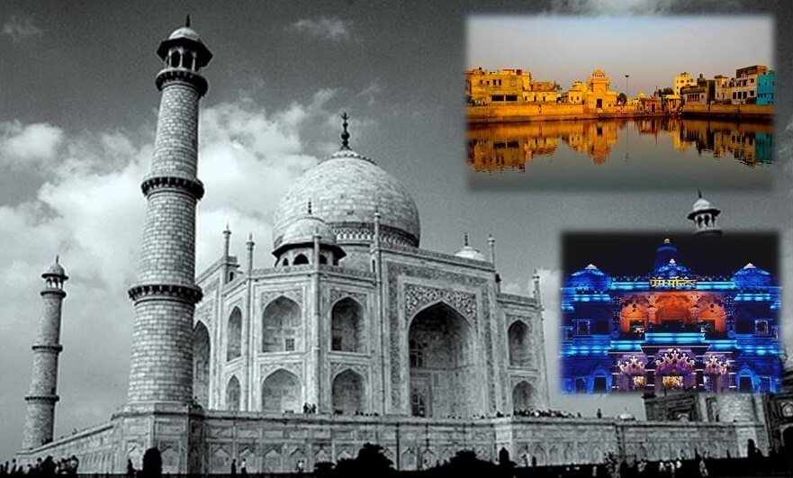 Delhi Mathura Vrindavan Agra Tour Package  Days