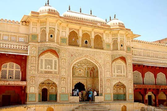 Overnight  Delhi to Jaipur-Pushkar Tour